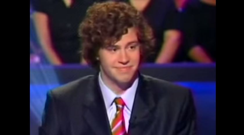 chase sampson, who wants to be a millionaire, why sleep is important, funny, lol,