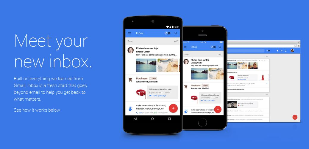 inbox, google inbox, google, how to get google inbox, inbox app, what is new in google inbox, how inbox is different from gmail