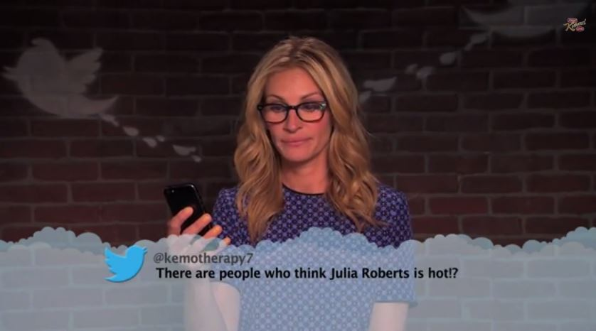 You Think The World Is Cruel Mean And Harsh Take A Look: Very Funny Mean Tweets On Hollywood Celebrities