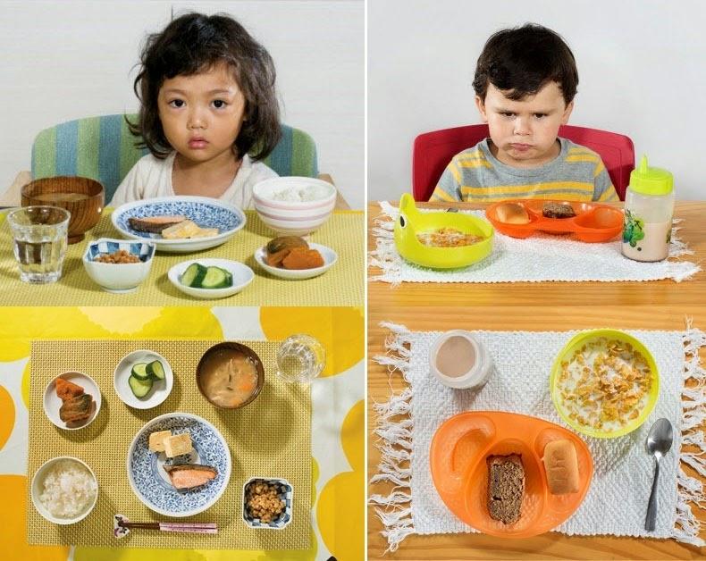 food, kids breakfast, what people eat, meal across world
