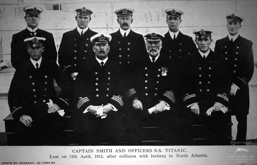 titanics-officers