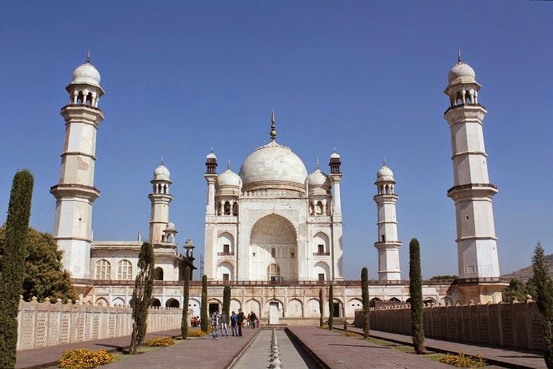 architecture, india, travel, religious places, bibi ka maqbara, aurangabad, maharashtra, duplicate of 7 wonders, poor man's taj mahal, how many taj mahal in india, copy of taj mahal