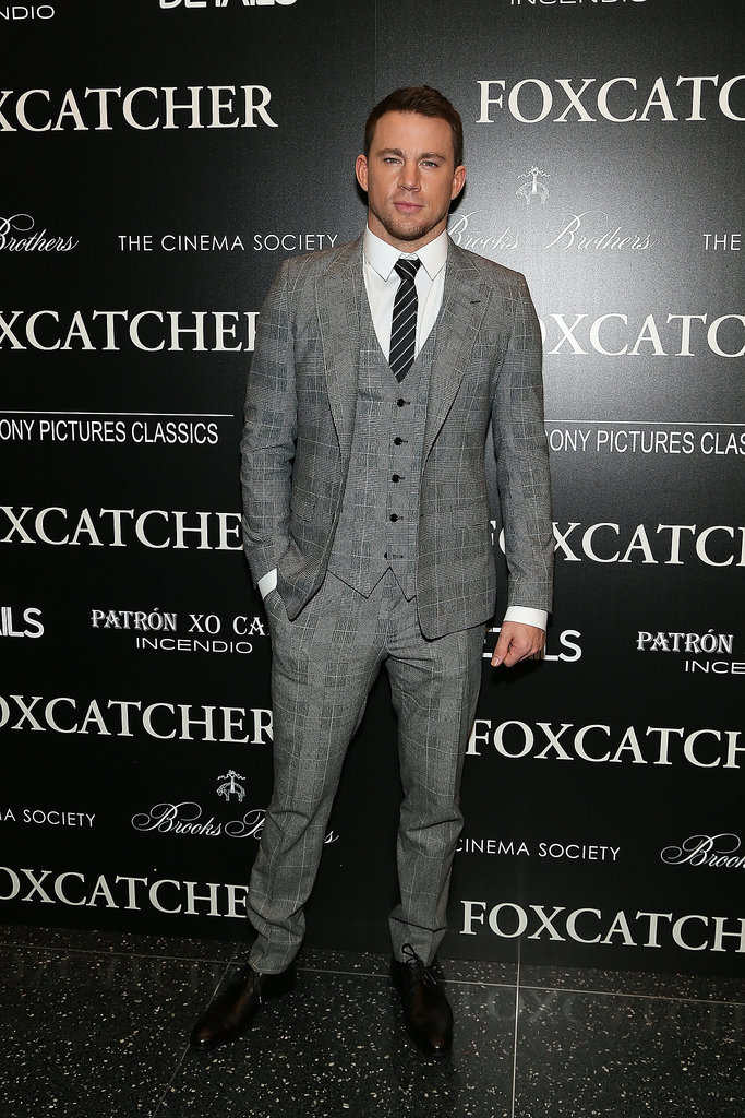 2.Channing-Tatum-suited-up-screening-Foxcatcher-NYC