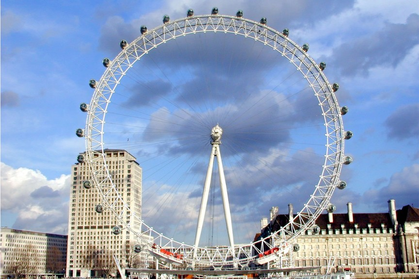 5. The London Eye