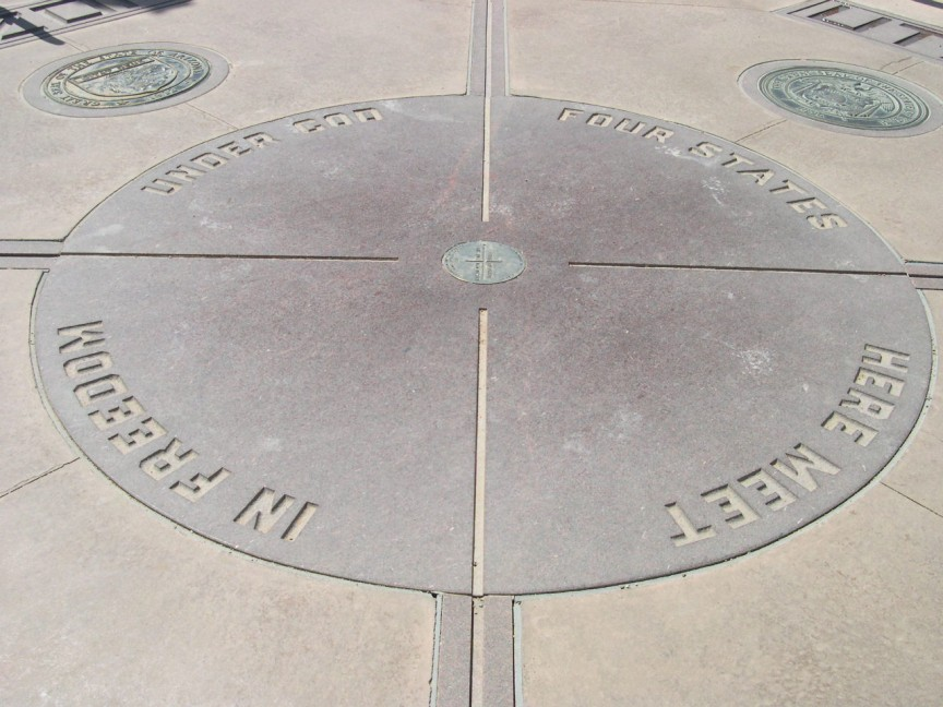 6. The Four Corners Monument