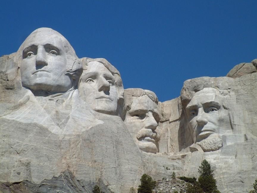 7. Mount Rushmore