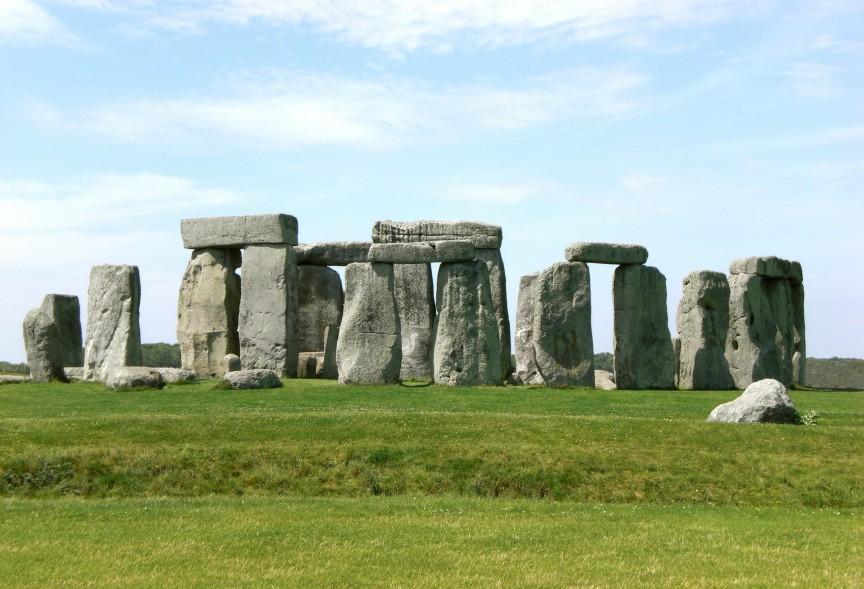8. Stonehenge