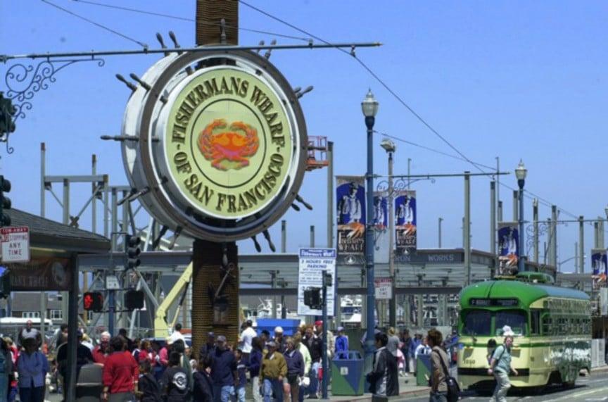 9. Fisherman's Wharf