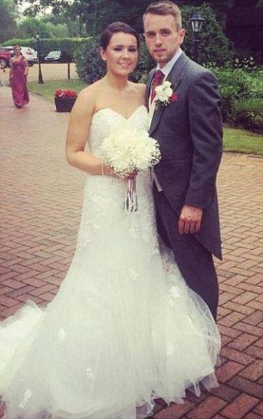 matt and hannah, amazing wedding, weight lose, wedding photos, weight lose for wedding, story of chef, wedding makeover, england, body transformation
