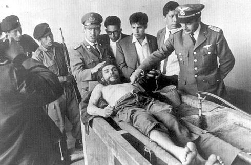 che guevara, che guevara, cuba a leap of faith, hero, story , the Che , why che guevara popular, why students loves che guevara, dead Che Guevara, original photos of che guevara