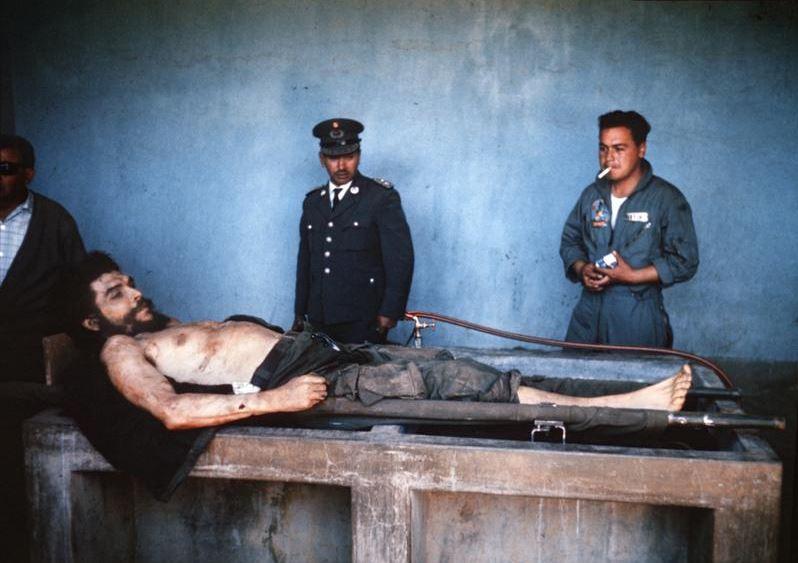 Che Guevara death 4