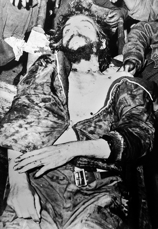 Historic photos of Dead Argentine Marxist revolutionary ... |Who Killed Che Guevara