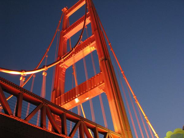 Interesting-Facts-About-The-Golden-Gate-Bridge-San-Francisco-Night-Shot-600x450