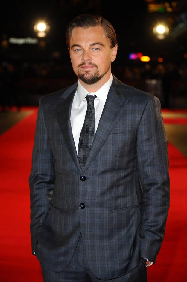 Leonardo DiCaprio 23
