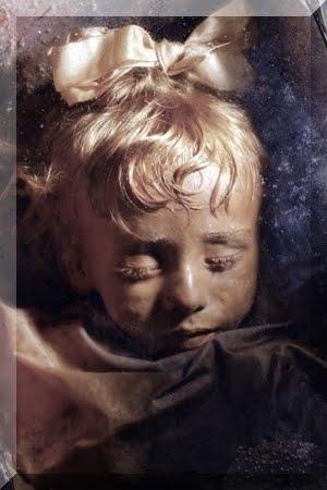 most beautiful child mummy in the world rosalia lombardo photos video reckon talk. Black Bedroom Furniture Sets. Home Design Ideas