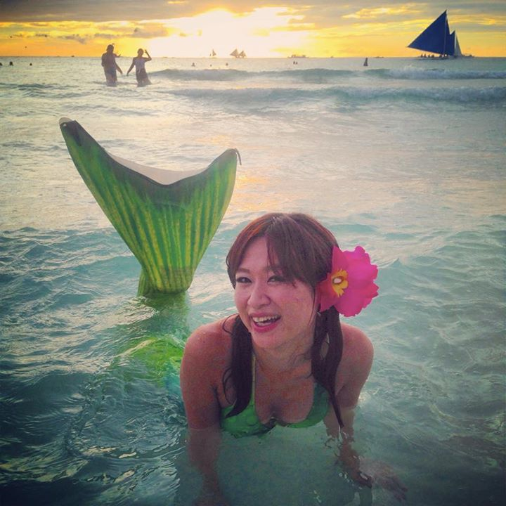 10 Cute Pictures Of Philippine Mermaid Swimming Academy