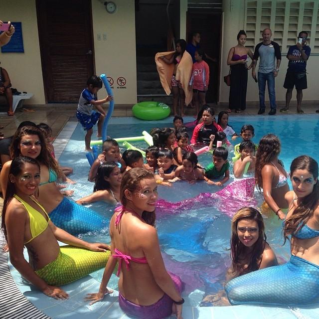 philippine, mermaid, swimming academy, swim like mermaid, cute mermaid, mermaid school
