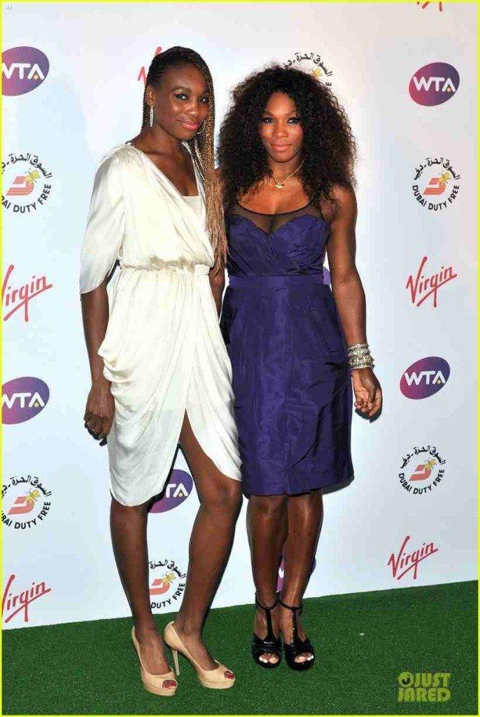 #8 Serena and Venus Williams