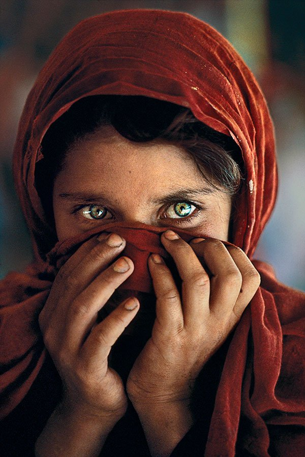 Theres More To McCurry Than The Afghan Girl : The