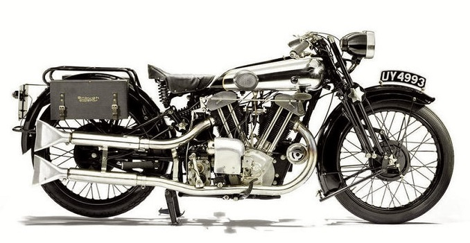 Brough Superior, Brough Superior SS100, Brough Superior SS100 Auction, Most expensive bike