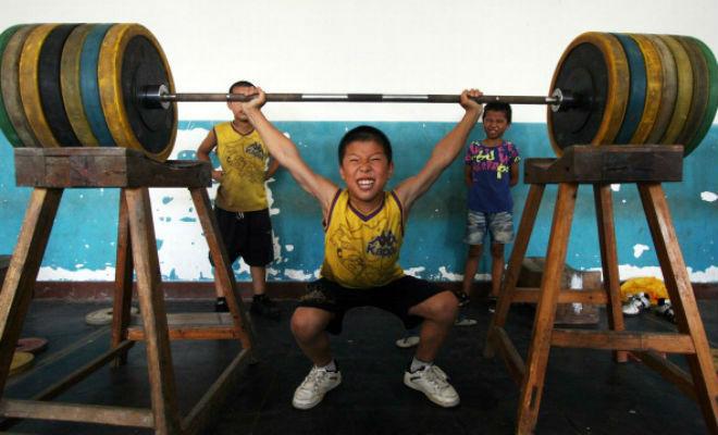 Nanning gymnasium 7