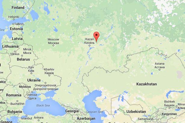 Sosnovka Russia