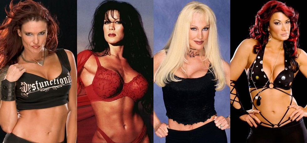 10 Wwe Female Hoties From The 2000s Who Are Unforgettable