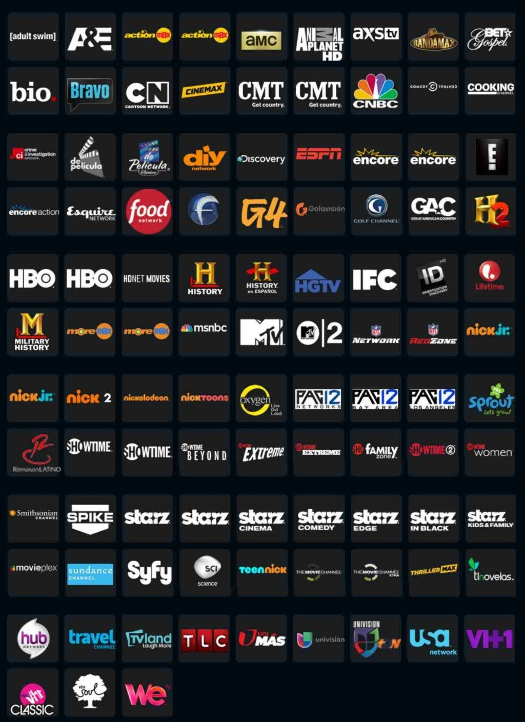 review yourtv channels