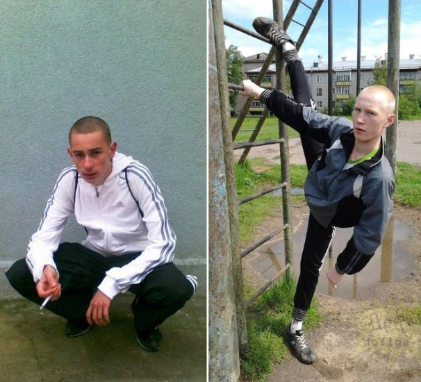 Hilarious russian dating pictures