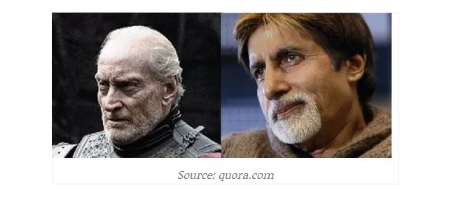 Amitabh Bacchan as Tywin Lannister