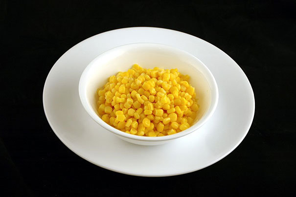 Canned Sweet Corn 200 Calories