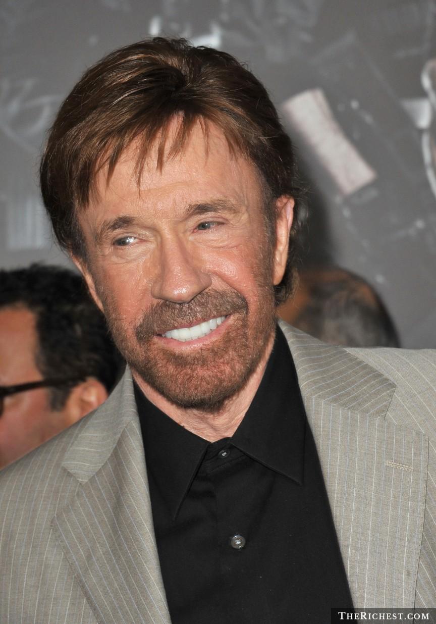 Chuck Norris – 74