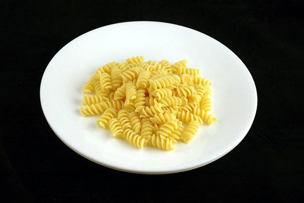 Cooked Pasta 200 Calories