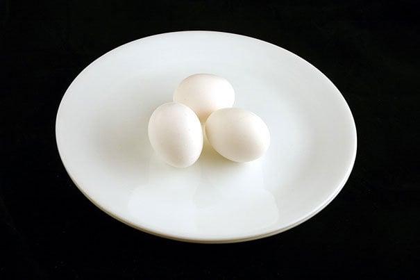 Eggs 200 Calories