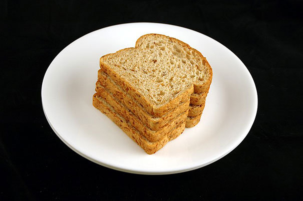 Flax Bread 200 Calories