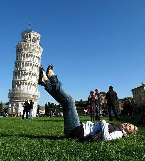 Forced Perspective Photography 11