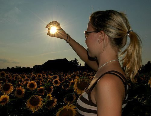 Forced Perspective Photography 9