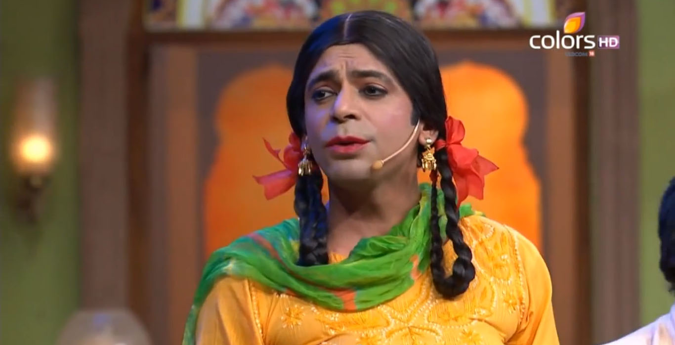 Gutthi-in-Comedy-Nights-With-Kapil