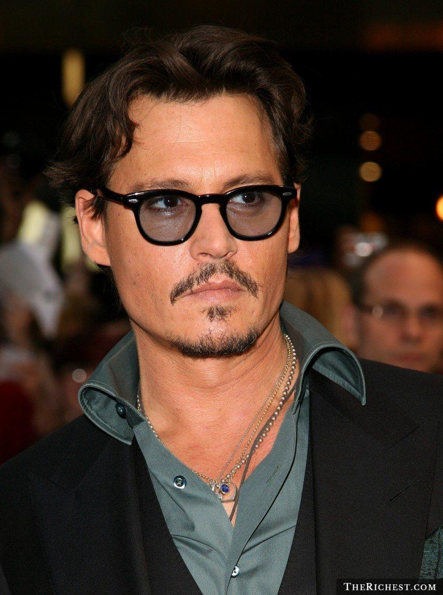 Johnny Depp – 51