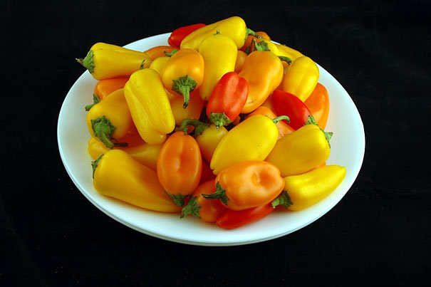 Mini Peppers 200 Calories