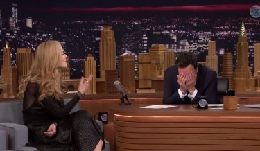 jimmy fallon and nicole kidman