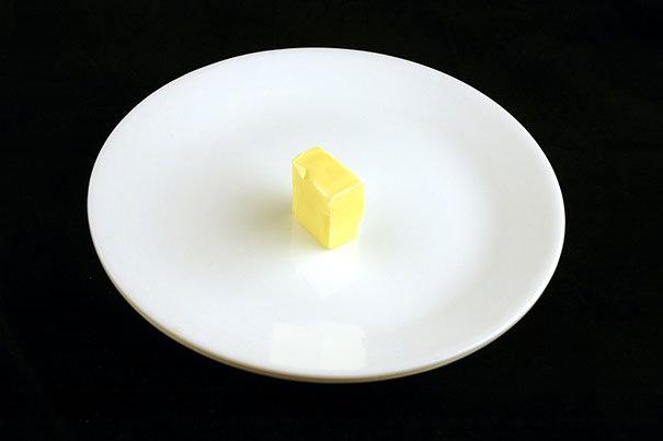 butter 200 Calories