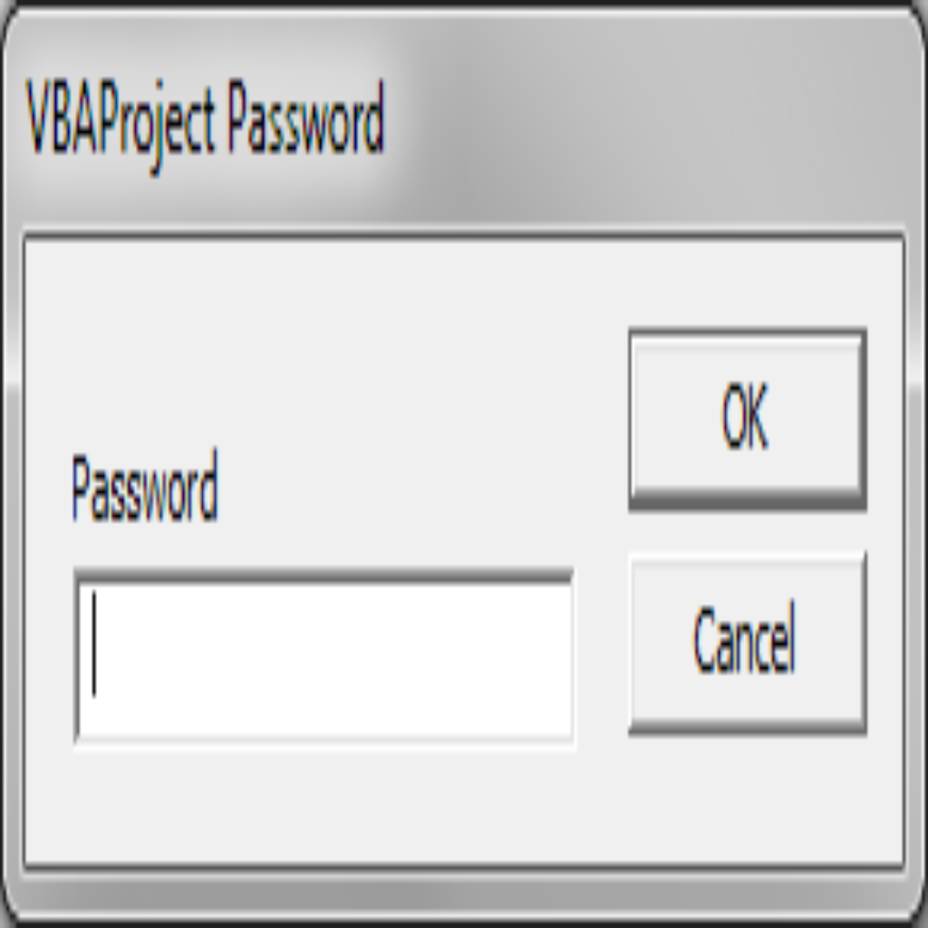 excel vba password remover xlsm without hex editor