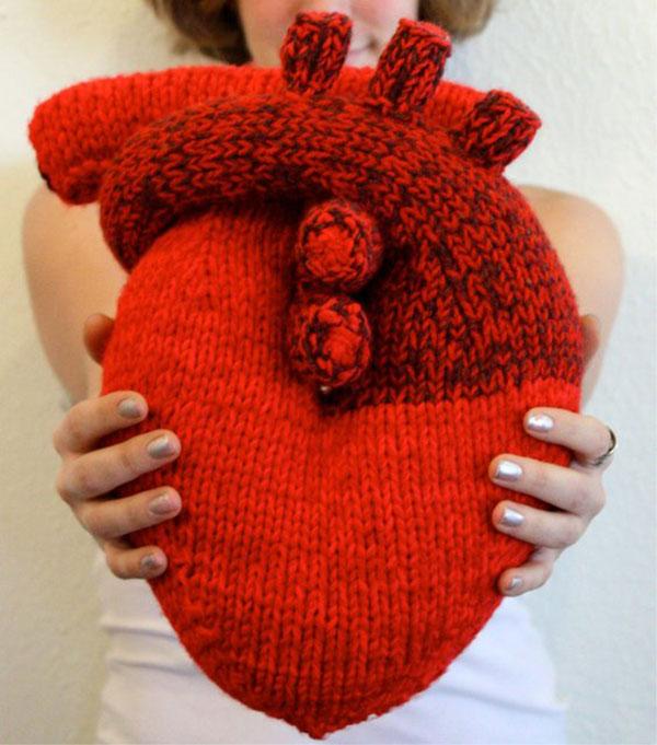 #14 The Heart Cushion