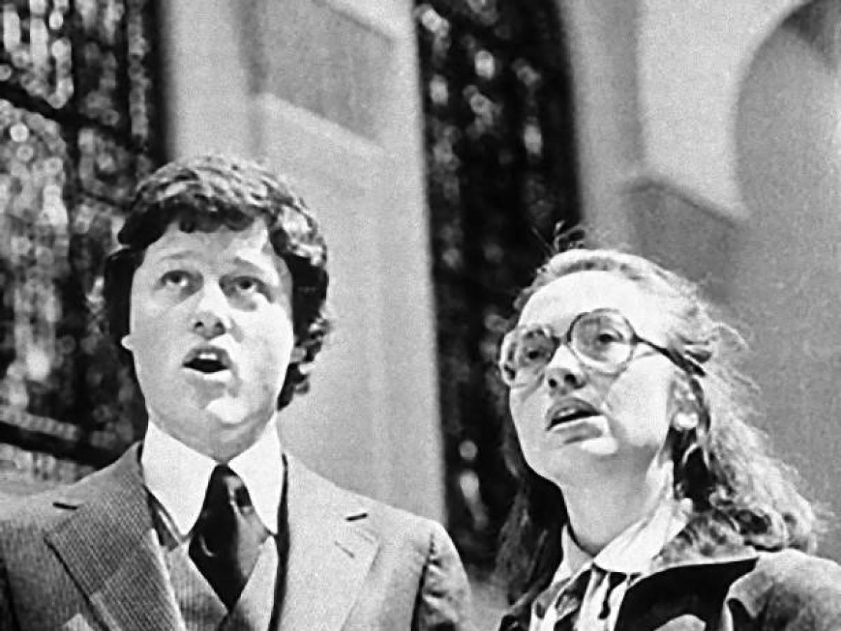 Young Bill Clinton bill clinton biography  bill