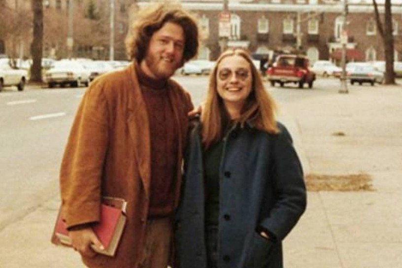 20 cute vintage photos of bill clinton amp hillary clinton