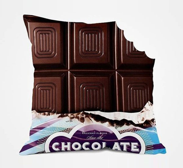 #26 The Chocolate Cushion