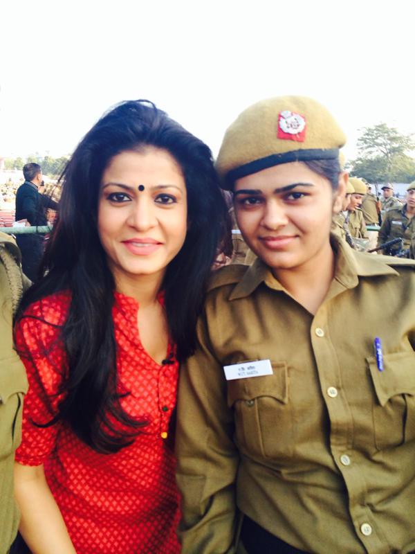 Anjana Om Kashyap cute