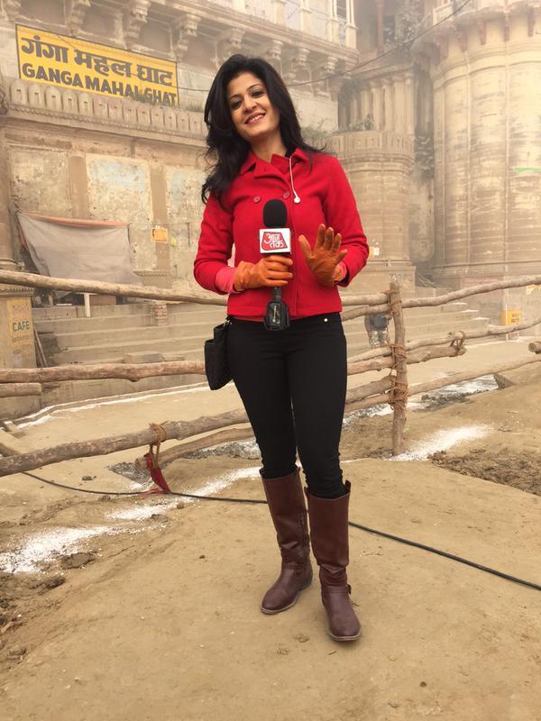 Anjana Om Kashyap sexy