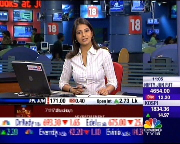 live cnbc tv18